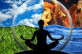 4 elements meditation -spiritual practice